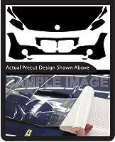 BMW x1( 2011–2012) 3Mクリアブラペイント保護フィルムキット
