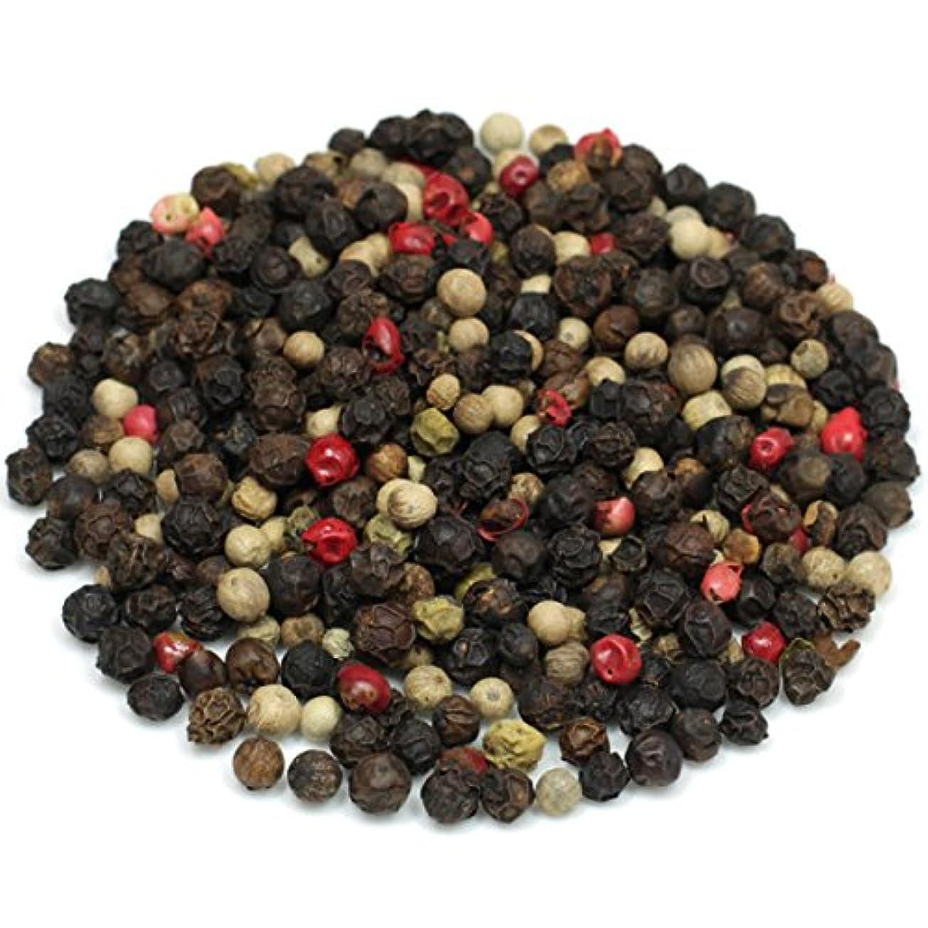 比較的ゴミ箱測定Herbs :レインボーPepper、全体( Organic )