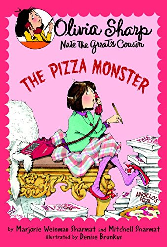 The Pizza Monster (Olivia Sharp: Agent for Secrets)の詳細を見る