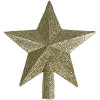 クリスマス 星 オーナメント 可愛い きらきら スター クリスマスツリー 飾り クリスマススター インテリア?壁掛け?自宅?お店?窓 装飾 飾りつけ プレゼント おもちゃ デコレーション Prosperveil