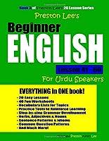 Preston Lee's Beginner English Lesson 41 - 60 For Urdu Speakers