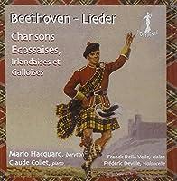 Ludwig van Beethoven Chansons écossaises, irlandaises et galloises