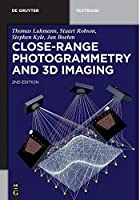 Close-Range Photogrammetry and 3D Imaging (de Gruyter Textbook) by Thomas Luhmann Stuart Robson Stephen Kyle Jan Boehm(2013-11-15)