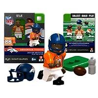 NFL Denver Broncos Demaryius Thomas Figurine