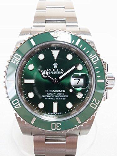 ROLEX(ロレックス)サブマリーナデイト 116610LV ランダム 中古 腕時計
