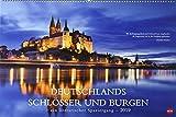 Deutschlands Schloesser und Burgen 2019: Ein literarischer Spaziergang