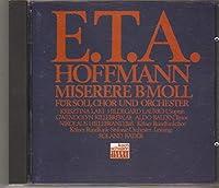 E.T.A.Hoffmann: Miserere in B-Moll / Reichardt: Trauerkantate auf den Tod Friedrich des Grossen