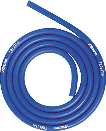 MIZUNO(ミズノ) トレーニングチューブ (強度:強 内径:約10mm) C3JSB415 ブルー