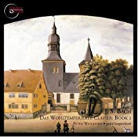 J.S. Bach: Das Wohltemperierte Clavier, Book 1 by Peter Watchorn (harpsichord) (2006-06-01)