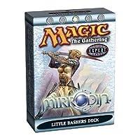 Magic the Gathering MTG Mirrodin Little Bashers Theme Deck