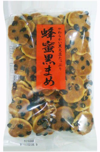松崎 蜂蜜黒まめ 130g