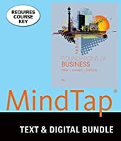 Foundations of Business + PAC ML MindTap Introduction to Business Access Card
