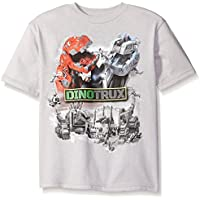 Dinotrux Little Boys' Short Sleeve T-Shirt Shirt