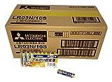 【ケース販売】三菱電機 アルカリ乾電池(シュリンクパック) 単4形 10本パック LR03N/10S×40個入り