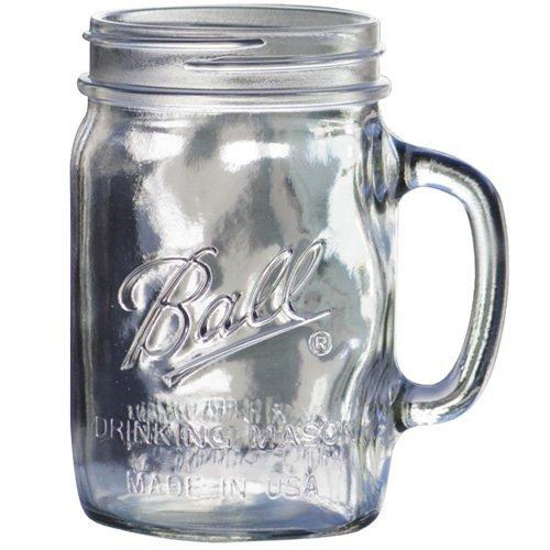 BALL メイソンジャー [ ドリンキングマグ 700ml クリア ] Mason jar DRINKING MUG 正規品
