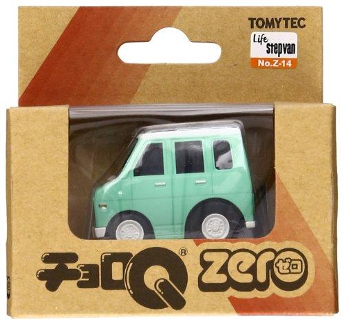 チョロQ zero Z-14c ステップバン (緑)