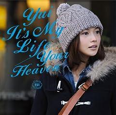 YUI「It's My Life」のCDジャケット