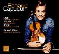 Lalo: Symphonie Espagnole / Bruch: Violin Concerto by Renaud Capucon