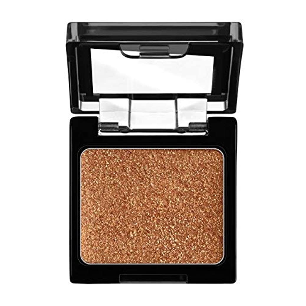 エリート早く旅行WET N WILD Color Icon Glitter Single - Brass (NEW) (並行輸入品)