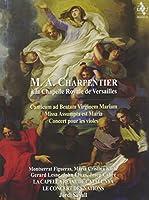 Charpentier: At the Chapel Royal, Versailles [2CD plus DVD (PAL)] by La Capella Reial de Catalunya (2014-07-10)