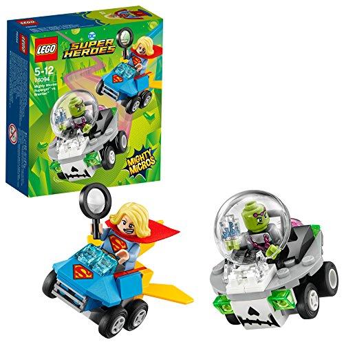 レゴ(LEGO) スーパー・ヒーローズ マイティマイクロ  : スーパーガール vs. プレイニアック 76094