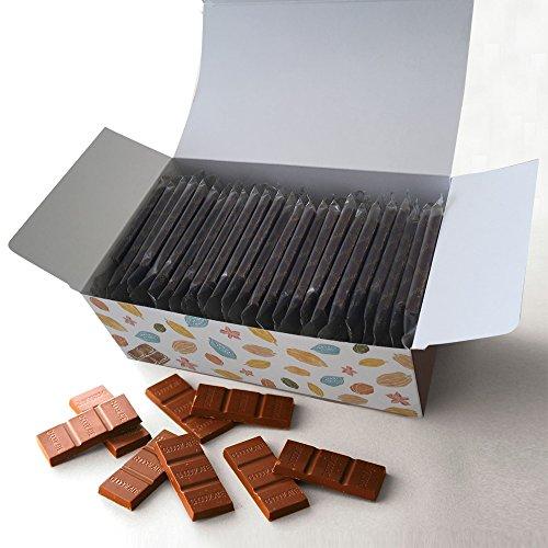 チョコ屋 糖類ゼロ ノンシュガークーベルチュールチョコレート 50枚入り(500g)