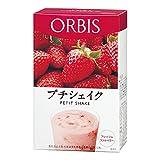 オルビス(ORBIS) プチシェイク フレッシュストロベリー 100g×7食分 (ダイエットドリンク・スムージー) 4788