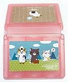 new3DS/LL/DS用カードケース24枚 ピンク チャンパチ ピクニック