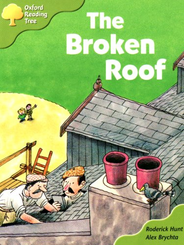 Oxford Reading Tree: Stage 6 and 7: Storybooks: the Broken Roofの詳細を見る