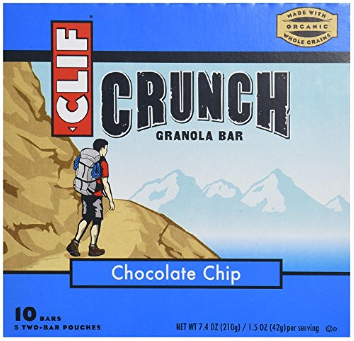 無傷追放する笑いクリフバー437005クリフクランチチョコチップ-5