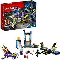レゴ(LEGO) ジュニア ジョーカーのバットケイブ攻撃 10753