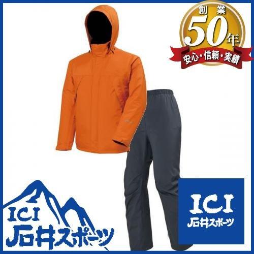 送料無料 パイネ ゴアテックス オールウェザースーツ メンズ ライトオレンジ(LO)