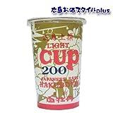上撰 白牡丹ライトカップ 200ml