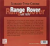 Range Rover seit 1970: seit 1970