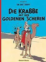 Tim Und Struppi: Die Krabbe Mit Den Goldenen Scheren