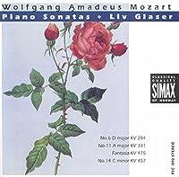 Piano Sonatas Nos. 6 11 & 1