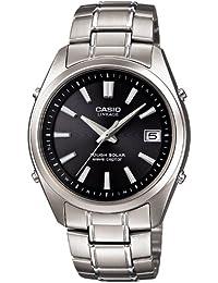[カシオ]CASIO 腕時計 リニエージ 電波ソーラー LIW-130TDJ-1AJF メンズ