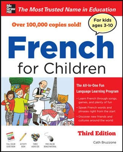 Download French for Children with Three Audio CDs, Third Edition 0071744975