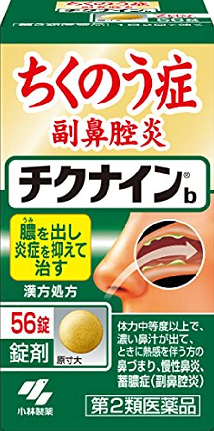 部族マーガレットミッチェルバン【第2類医薬品】チクナインb 56錠