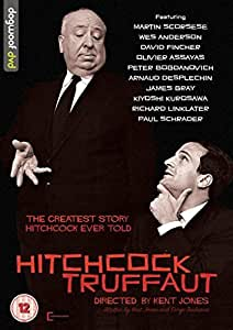 Hitchcock/Truffaut [DVD] by Alfred Hitchcock