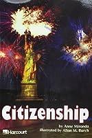 Citizenship, Advanced Level Grade 4: Harcourt School Publishers Trophies (Trophies 03)