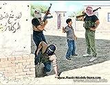 IRAQ. KIT 2 IRAQI INSURGENCE 4 FIG 1/35 MASTER BOX 3576