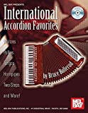 International Accordion Favorites: Waltzes, Polkas, Tangos, Hornpipes, Two-Steps and More!