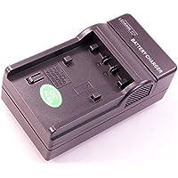【2015モデル】 Sony ビデオカメラ 用 充電器 【充電出力MAX600mA】 マルチサイズ対応( NP-FV50 70 100 / NP-FH50 70 100 / NP-FP50 70 90) ハンディーカム用