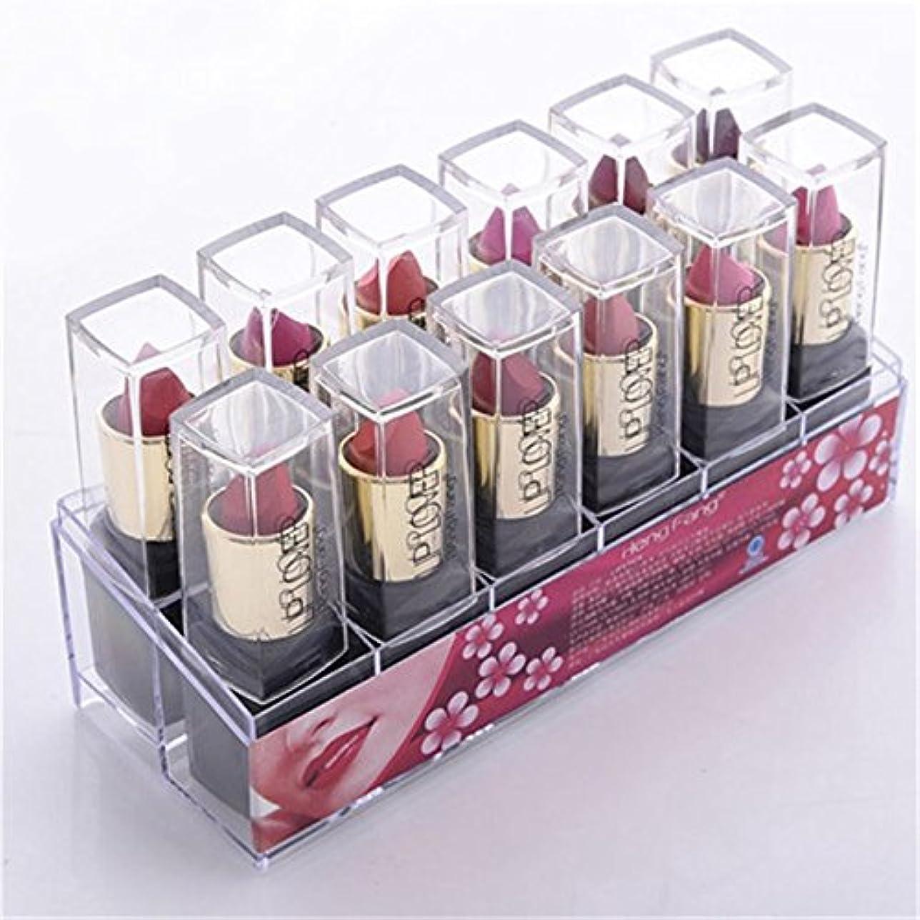 シュートブラシシャッター2017 New 12pcs/set Lipsticks Sex Nude Lip Matte Kits Long Lasting Waterproof Pigment Matte Makeup Lipstick Set...