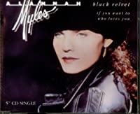 Black velvet [Single-CD]