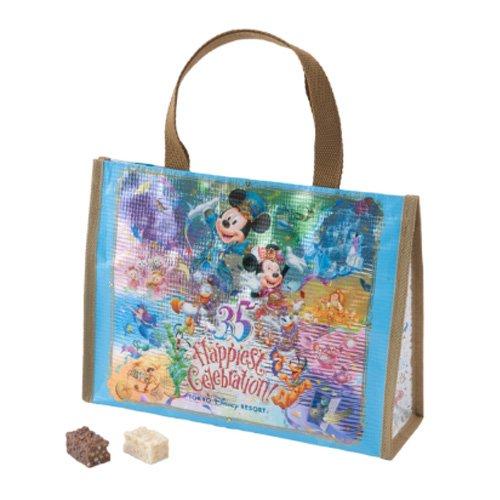 ミッキー&フレンズ 袋入りアーモンドチョコレートバー お菓子...