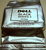 純正OEMデル7y743の両方printers-高イールドシリーズ2ブラック(fn181) a940a960-工場Foil sealed-ボックスが含まない。