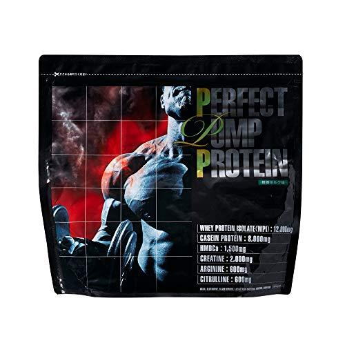 一番星 PERFTCT PUMP PROTEIN パーフェクトパンププロテイン 1kg B07N6J6B7D 1枚目