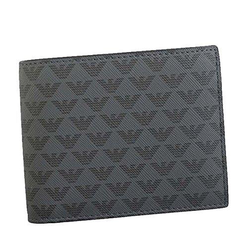 エンポリオアルマーニ EMPORIO ARMANI 財布 二つ折り メンズ y4r065 並行輸入品